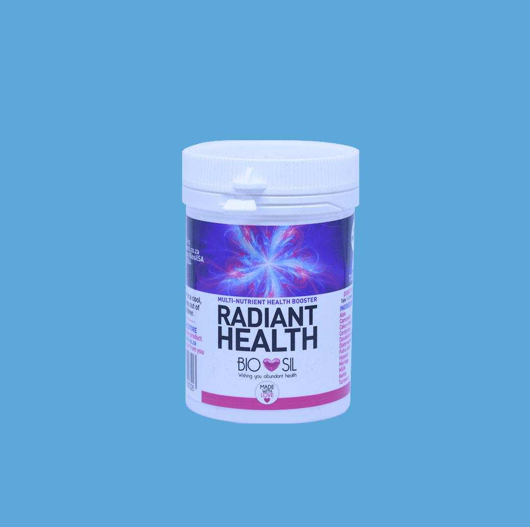 Radiant health capsules