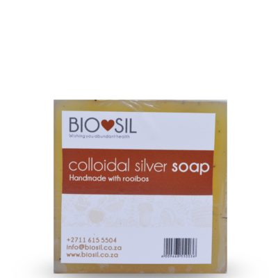 Colloidal Silver Soap (ROOIBOS)