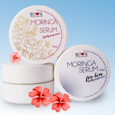 Biosil Moringa Serum