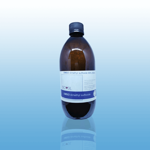 DMSO (Dimethyl Sulfoxide) 500ml - Copy