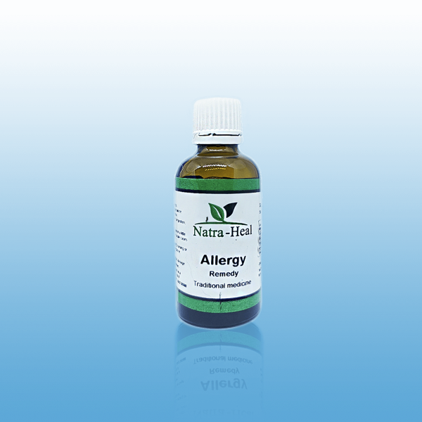 Allergy Remedy Tincture 2
