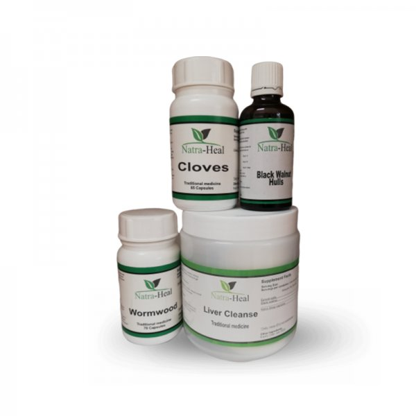 Liver and parasite cleanse